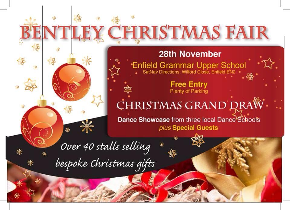 Bentley Christmas Fair