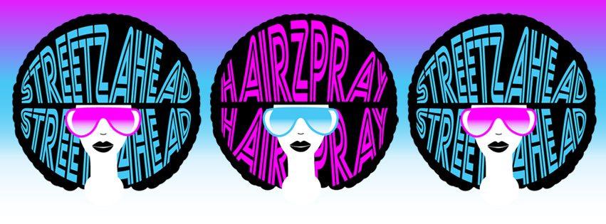 Hairzpray FB banner